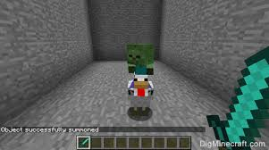 baby zombie minecraft riding chicken. Type The Command In This Example We Are Going To Summon Baby Zombie Riding Chicken Minecraft With