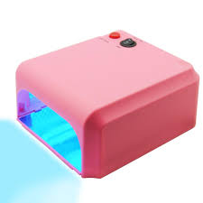 36 W Uv Lamp Mini Nagel Drogers Lamp Voor Nagels Manicure Machine Nail Art Lamp Droger Nail Manicure Gereedschap Lampa Uv Euus Plug
