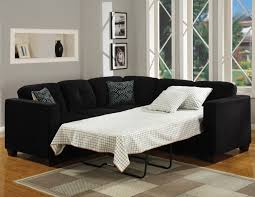 small sectional sleeper sofa queen style
