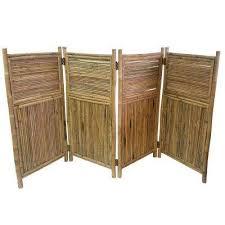 h per panel 4 panel bamboo screen