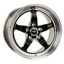Weld S71B Black Wheels 17