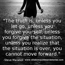 How Can You Move On Wisdom Quotes Stories Custom Quotes About Forgiving Yourself