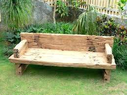 rustic wood bench log benches rustic wood benches rocky top furniture outdoor log bench home design