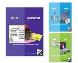 Fedex Brochure Design Hp Fedex Pilot Store Michael Kubat Design