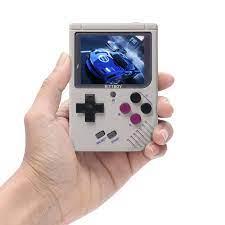 Mới Bittboy V3.5 Video Máy Chơi Game Retro Cầm Tay Lưu/Tải Máy Chơi Game  Preload Tiếp Viên Hệ Thống Handheld Game Players