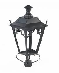 gothic lantern lighting. Gothic Style Lanterns Suitable For Cast Iron Lamppost Lantern Lighting