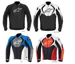 alpinestars jaws jacket leather