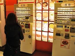 Noodle Vending Machine For Sale Magnificent Vending Machines Japan Funny Shopping Culture The Travel Tart Bog
