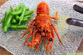 Boil Lobsters
