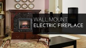 24 best wall mount electric fireplace ideas