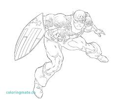 Captain America Coloring Picture Captain Coloring Pages Games