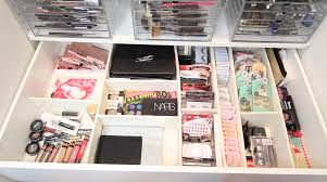 Makeup Organizer Ideas Cosmetic storage 3