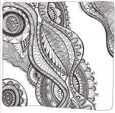 Vezi mai multe de la coloring page zentangle and doodle pe facebook. Free Printable Zentangle Coloring Pages For Adults