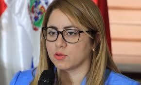 Proceso.com.do :: Diputada Gloria Reyes dice discurso de Medina se quedó  corto