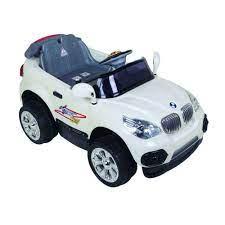 Aliş 605 Tx5 Sport Akülü Araba Beyaz