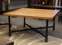 Industrial Coffee Table Industrial Coffee Table Coffee Table With Black Iron Pipe
