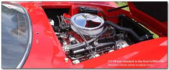 la chrysler small block v8 engines 273 v8 in griffith