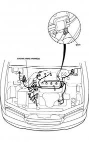 low voltage to starter honda tech honda forum discussion Battery Wiring Harness at 2005 Honda Starter And Wiring Harness