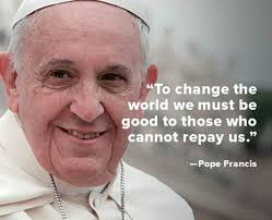 Pope Francis Famous Quotes
