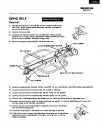 harmony 2013 drive belt replacement mytractorforum com the click image for larger version h2013 drive belt replacement page 1 jpg views 1854