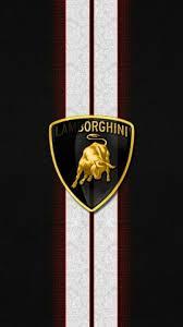 70+] Lamborghini Logo Wallpaper on ...