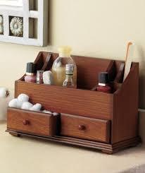 makeup organizer wood. wood makeup box - google search organizer a