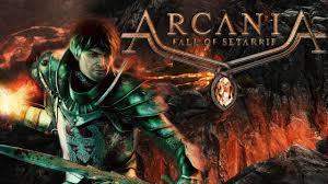Import Arcania - Gothic 4 v - Arcania: Fall of Setarrif