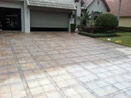 sealing concrete pavers diy ideas