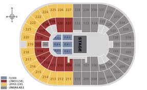 Seating Chart First Ontario Centre First Ontario Centre Seating Map 2019