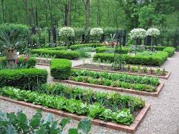 Small Picture The Best Of Potager Garden Design Brick Edging Pea Gravel