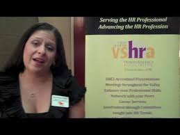 Sonia Bradley-Gleason, VSHRA Central Valley Chair - YouTube