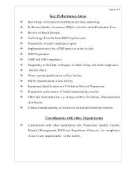 Quality Assurance Resumes Interesting Quality Assurance Resume Samples Colbroco