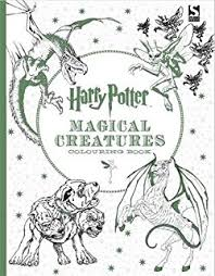 Small Picture Harry Potter Colouring Book 1 Amazoncouk Warner Brothers