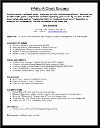 how to create a best resume tk category curriculum vitae