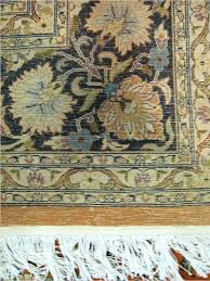 arts and crafts rugs area rug yellow blue with regard to plan 18
