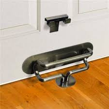 The Door Club Home Security Lock Antique Brass