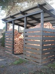 Amazing Shed Plans - Woodshed for winter wood. - Gardening Inspire -  Gardening Prof Now You Can Build ANY Shed In A Weekend Even If You've Zero  Woodworking ...