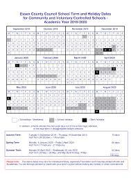 Term Dates « Sheering School – Everyone Matters