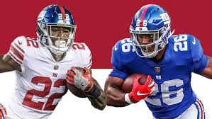 Ny Giants Rb Depth Chart New York Giants Running Backs Breaking Down The Current Group