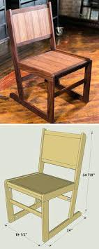 making dining room chairs how to build a dining room chair free printable project plans at