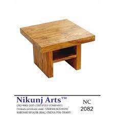 nikunj art sheesham wood furniture
