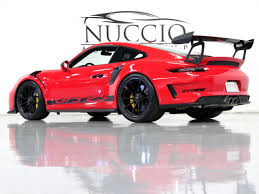 Should you choose to remove the a/c and add a fire extinguisher, make sure you also check out the upgrades that make the gt3 rs a better track car. 2019 Porsche 911 Gt3 Rs W Weissach Package