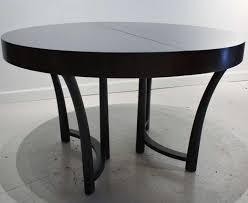 amazing expandable round dining table