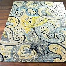 yellow and grey area rug yellow gray area rugs charcoal mustard rug and blue amazing impressive
