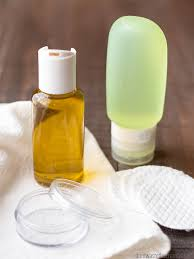 my favorite tools for taking my natural makeup remover on the go so it doesn