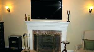 fireplace nook tv mount my story how i eliminated my niche above