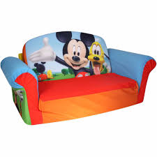 Mickey Mouse Bedroom Furniture Marshmallow Furniture In Flip Open Sofa Mickey Mouse Club House