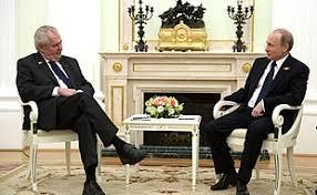 """Президент Земан заявил о производстве в Чехии яда семейства """"Новичок"""" - Цензор.НЕТ 1430"""