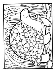 27 Ocean Coloring Pages For Adults Artstudio301 Calming Coloring