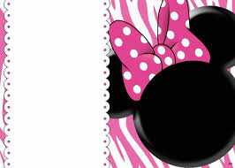 Free Minnie Mouse Birthday Invitations 32 Superb Minnie Mouse Birthday Invitations Kittybabylove Com